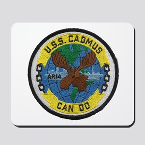 USS CADMUS Mousepad