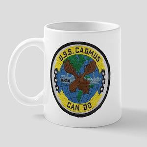 USS CADMUS Mug