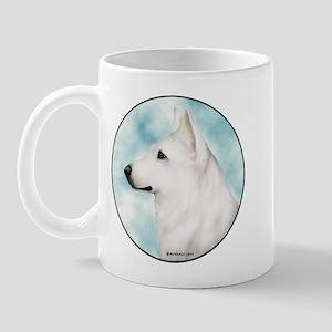 White Shepherd Mug