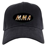 MMA Black Cap with Patch