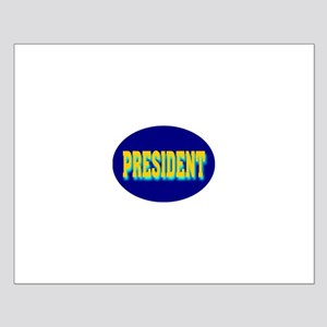 President Small Poster