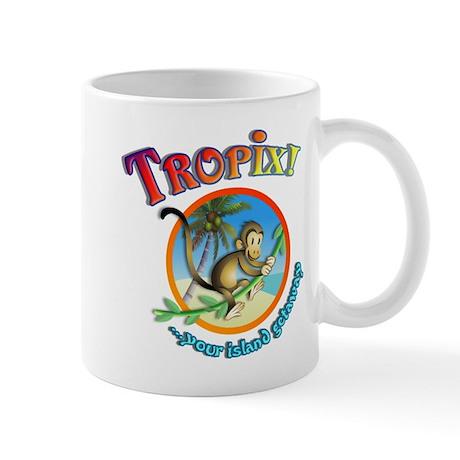 Official Tropix Logo Mug