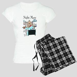 Night Mare Women's Light Pajamas