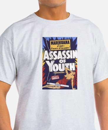 Assassin_of_Youth BIG PNG T-Shirt