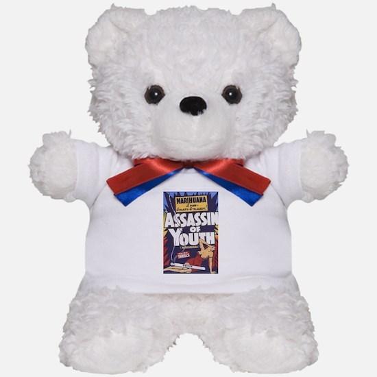 Unique Marijuana Teddy Bear