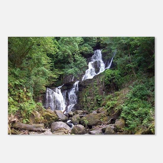 Torc Waterfall Postcards (Package of 8)