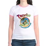 Official Tropix Logo Jr. Ringer T-Shirt