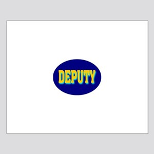Deputy Small Poster