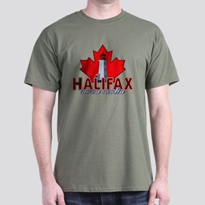 Halifax Lighthouse Dark T-Shirt