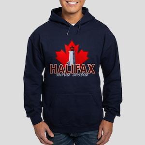 Halifax Lighthouse Hoodie (dark)
