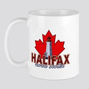 Halifax Lighthouse Mug
