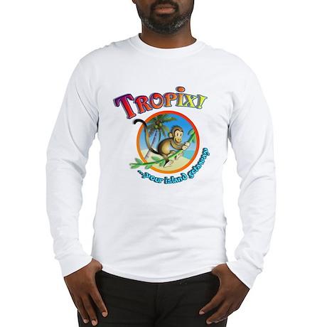 Official Tropix Logo Long Sleeve T-Shirt