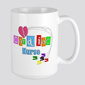 Registered Nurse Specialties Large Mug