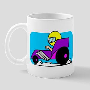 Race Car 2 Mug