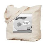 Scuba Death Tote Bag
