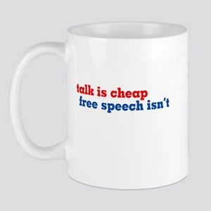 Protect Free Speech Mug