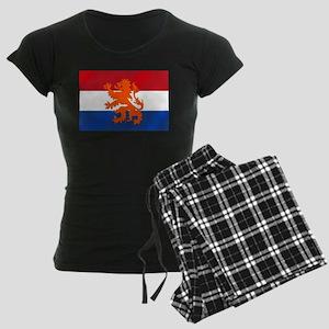 Holland Lion Women's Dark Pajamas