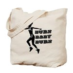 Burn Baby Burn Tote Bag