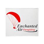 Enchanted Air Throw Blanket