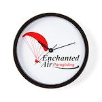 Enchanted Air Wall Clock