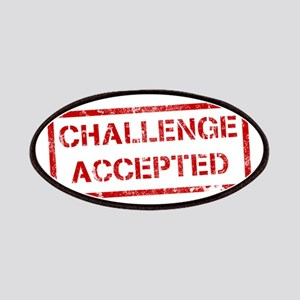 Challenge Accepted Patches