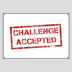 Challenge Accepted Banner
