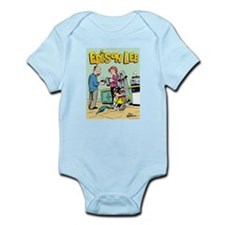 Edison in the Kitchen Infant Bodysuit