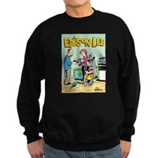 Edison in the Kitchen Sweatshirt (dark)