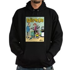 Edison in the Kitchen Hoodie (dark)