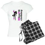 Missfit Clothing Women's Light Pajamas