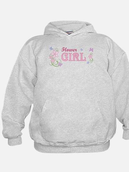 Flower Girl [f/b] Hoody