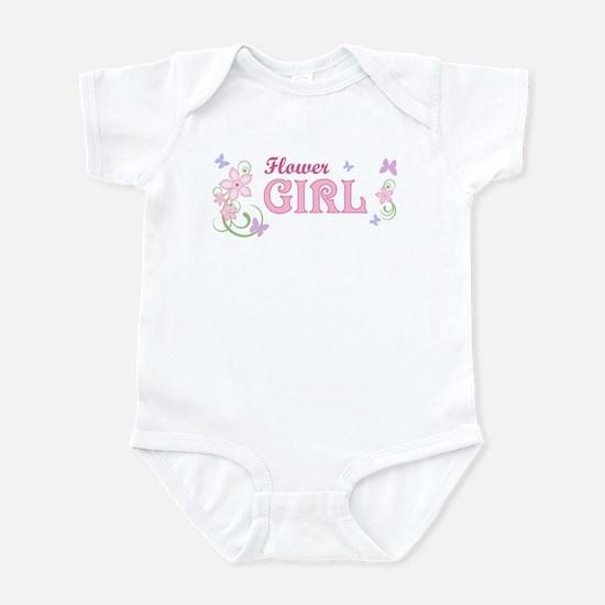 Flower Girl [f/b] Infant Bodysuit
