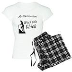 Mr Stairmaster (Bitch) Women's Light Pajamas