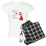 Break Necks Women's Light Pajamas