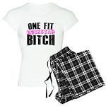 One Fit Bitch Women's Light Pajamas