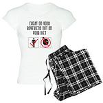 Cheat on BF Women's Light Pajamas