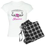 Bodybuildings Princess Women's Light Pajamas