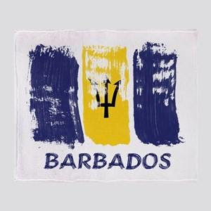 Barbados Throw Blanket