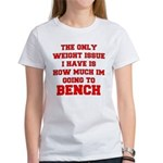 Only Issue - squats Women's T-Shirt