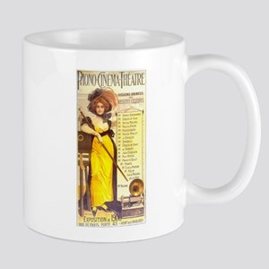 Phono Cinema Theatre Mug