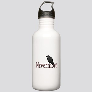 Nevermore Stainless Water Bottle 1.0L