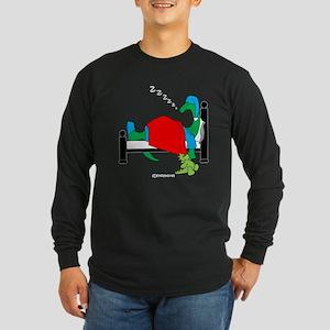Dinosnore Long Sleeve Dark T-Shirt