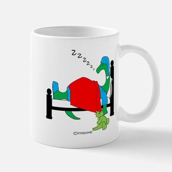 Dinosnore Mug