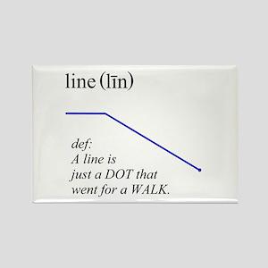 Line (def.) Rectangle Magnet