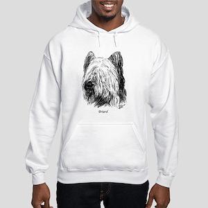 Briard Hooded Sweatshirt