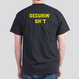 Security Dark T-Shirt-