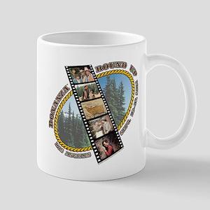 BONANZA ROUND UP Mug - logo on side