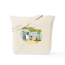 Ben Franklin Tote Bag