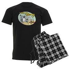 Ben Franklin Men's Dark Pajamas