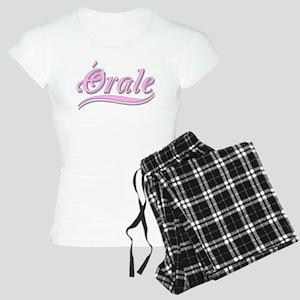 Orale Girl Women's Light Pajamas